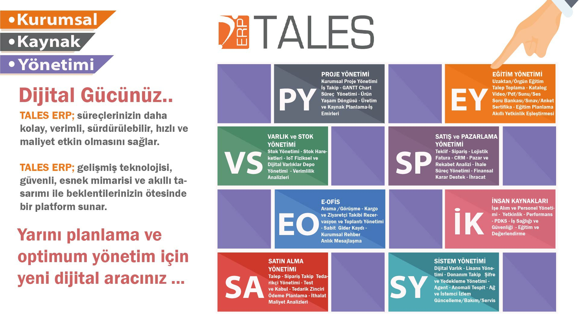 TALES ERP